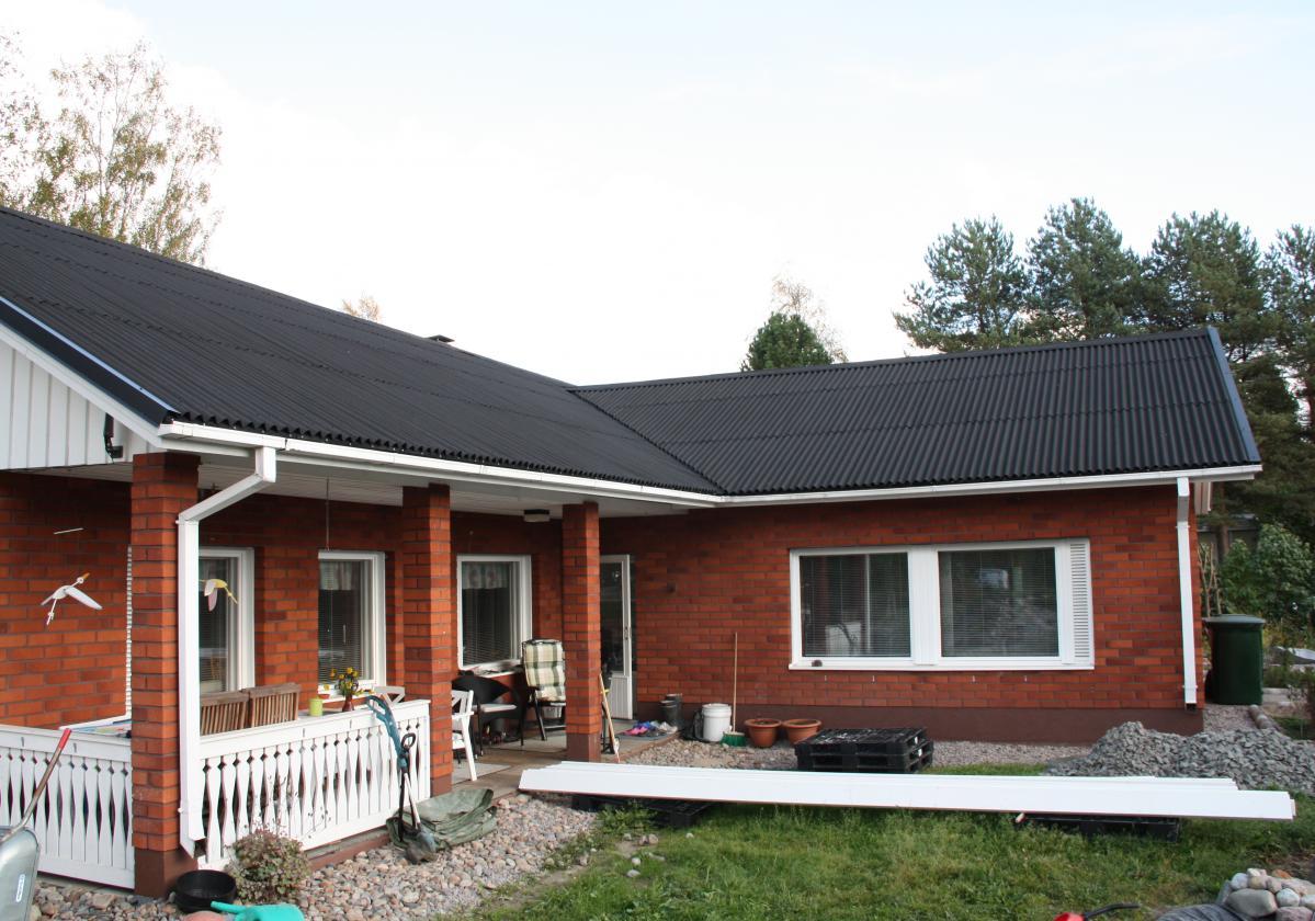 ONDULINE® КЛАСИК - черен І Еднофамилни къщи