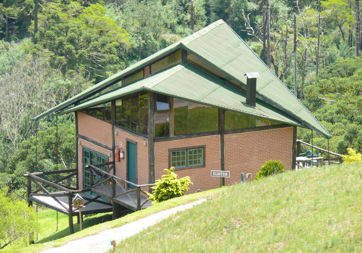 ONDULINE® КЛАСИК - зелен І Ваканционни къщи