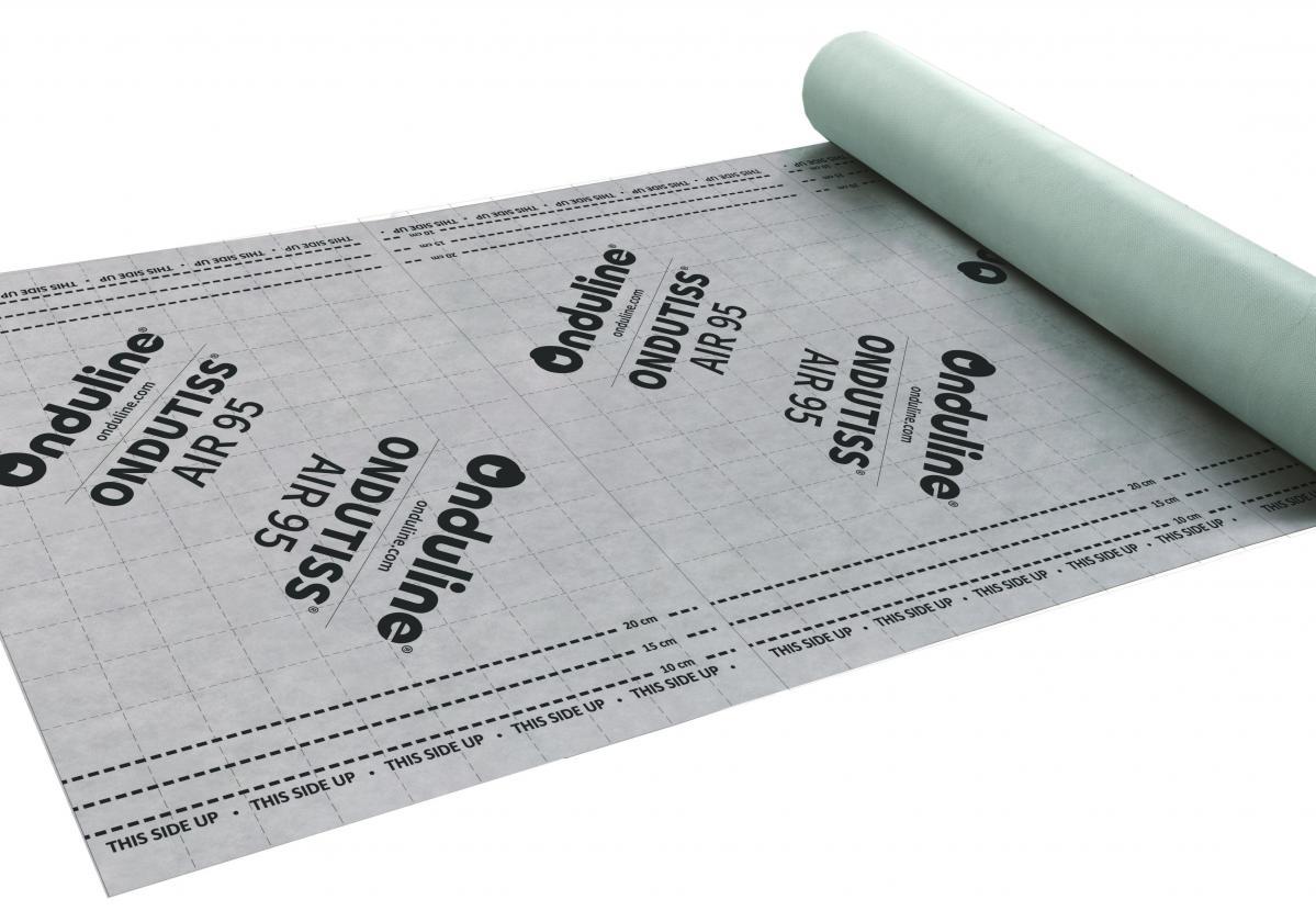ONDUTISS® AIR 95 - подпокривно фолио
