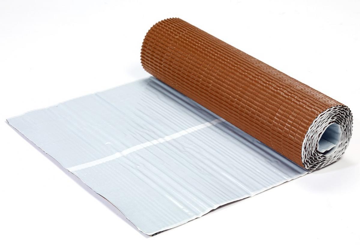 ОНДУЛИН ФЛАШБАНД - самозалепяща лента за хидроизолация на покривни детайли