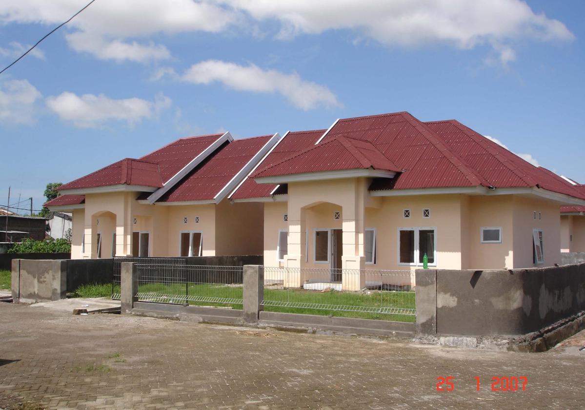 ONDULINE® КЛАСИК - червен І Еднофамилни къщи