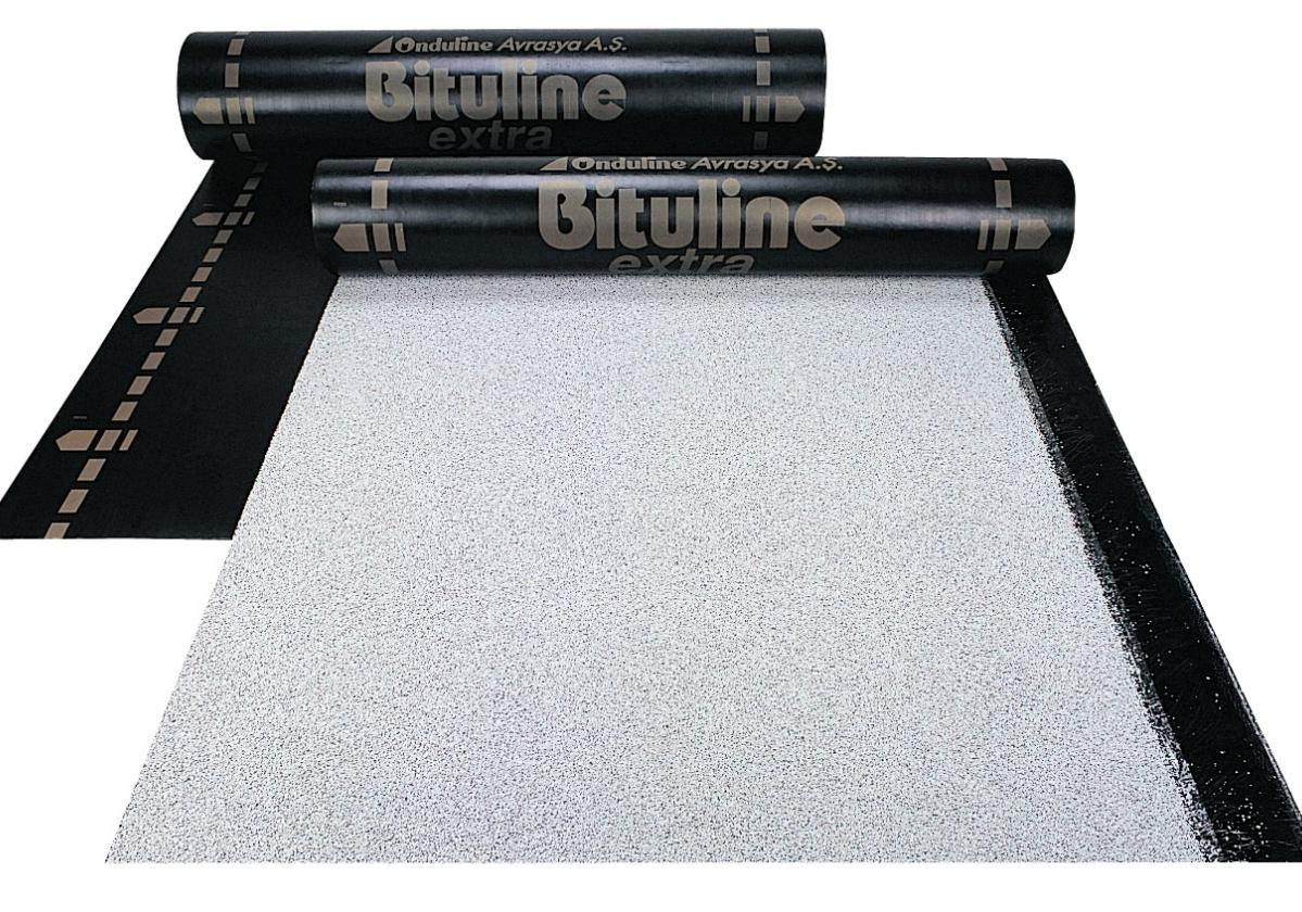 BITULINE® - минерална посипка сива