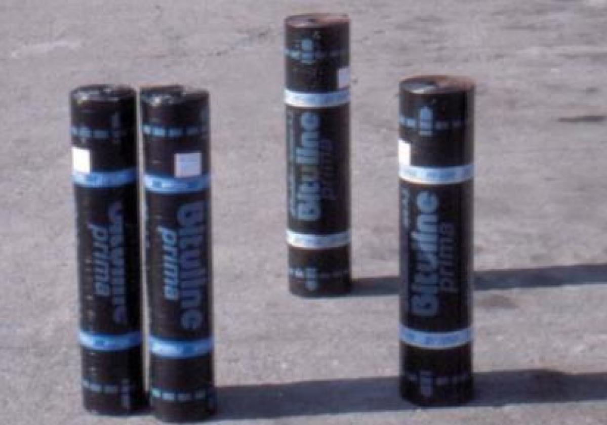 Хидроизолационни мембрани BITULINE® - ролки