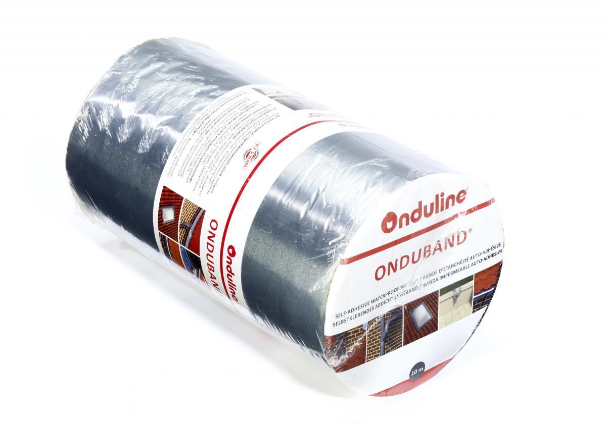 Самозалепващи битумни ленти ONDUBAND® - алуминий