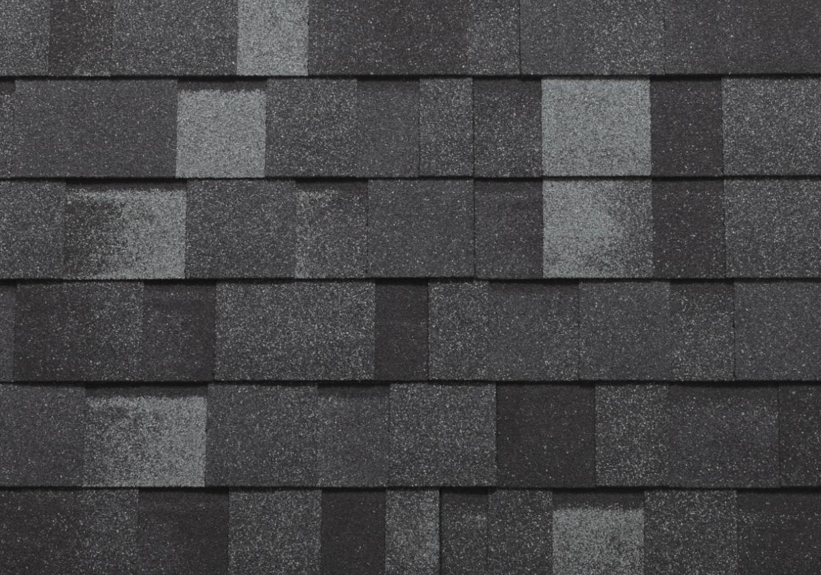Битумни керемиди BARDOLINE® ПРО S125 ОПЕРА - каменно тъмно сив