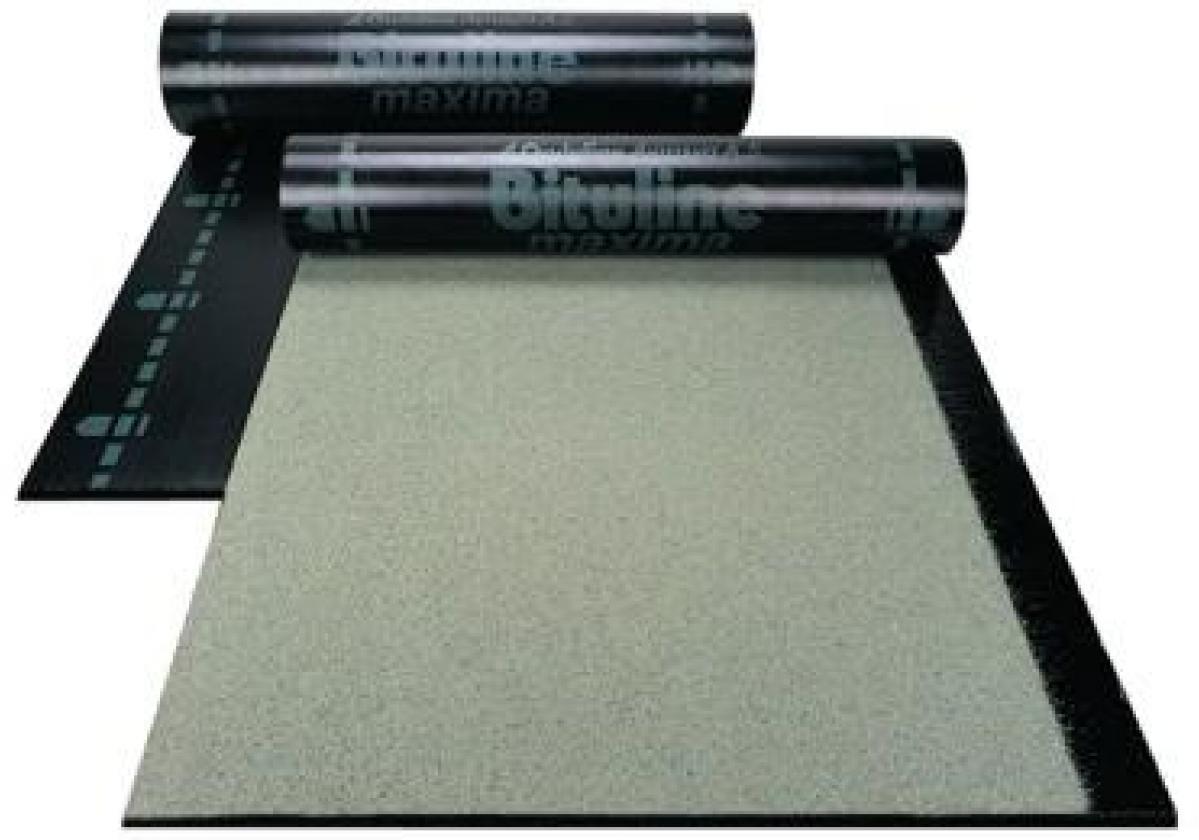BITULINE® - минерална посипка зелена
