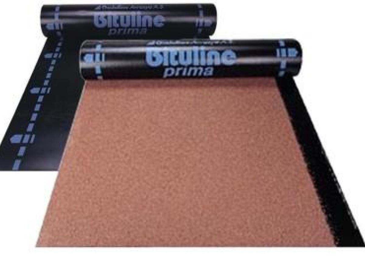 BITULINE® - минерална посипка червена