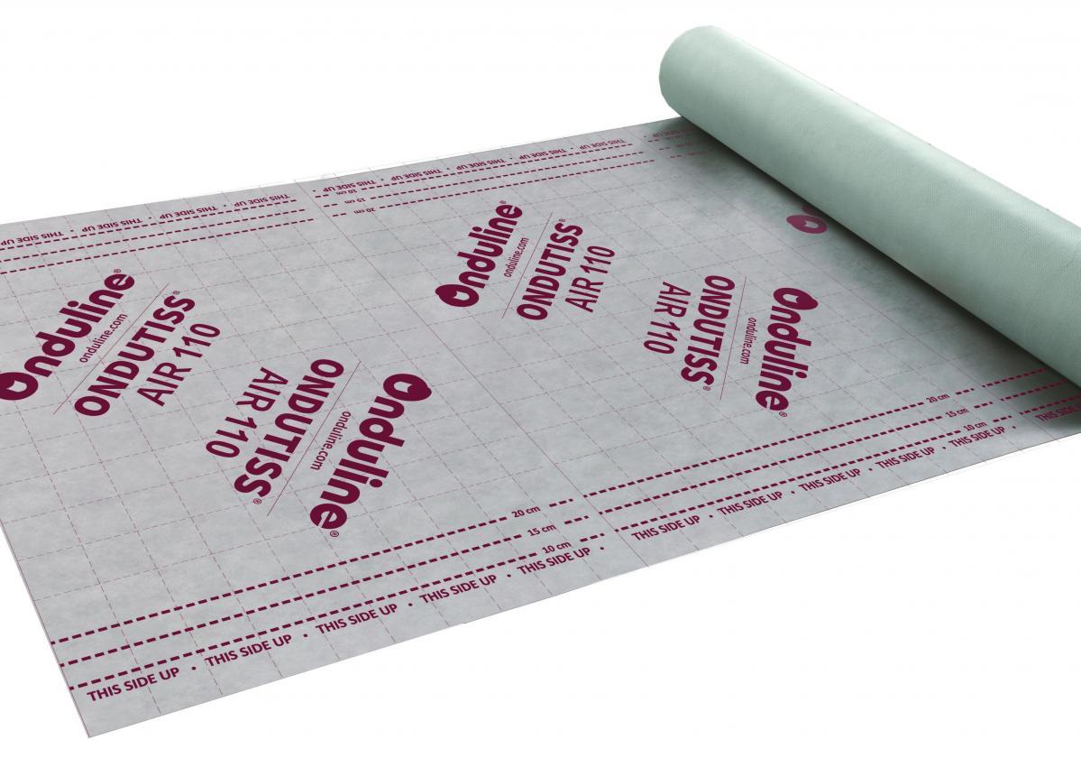 ONDUTISS® AIR 110 - подпокривно фолио