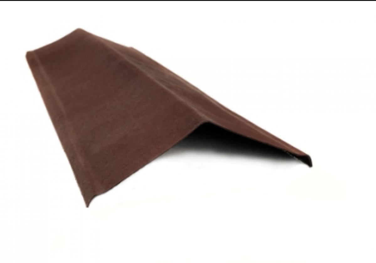 ONDULINE® елемент страничен ръб за покриви І Червен