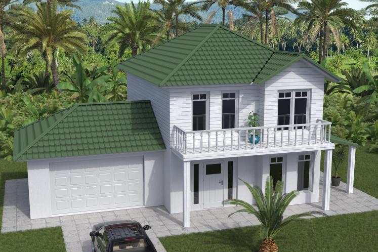 Еднофамилни и ваканционни къщи